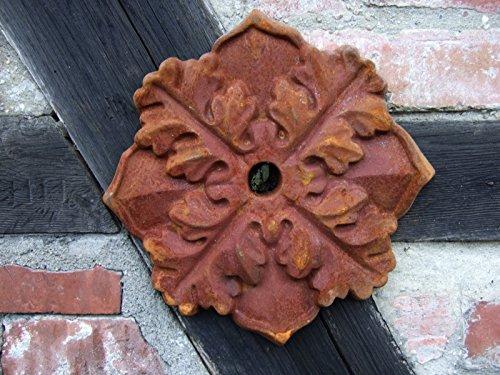 Antikas - Maueranker, Pfettenanker, Wand Ornament, Wandanker, Sparrenanker, antik Blüte