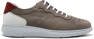 Notton - Zapato Casual de Piel, con Cordones, Fabricado con Piel en España, para: Hombre