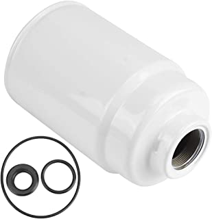 Qii lu Auto Car Fuel Filter Assembly Replacement Fits for Perkins Engine 130306380