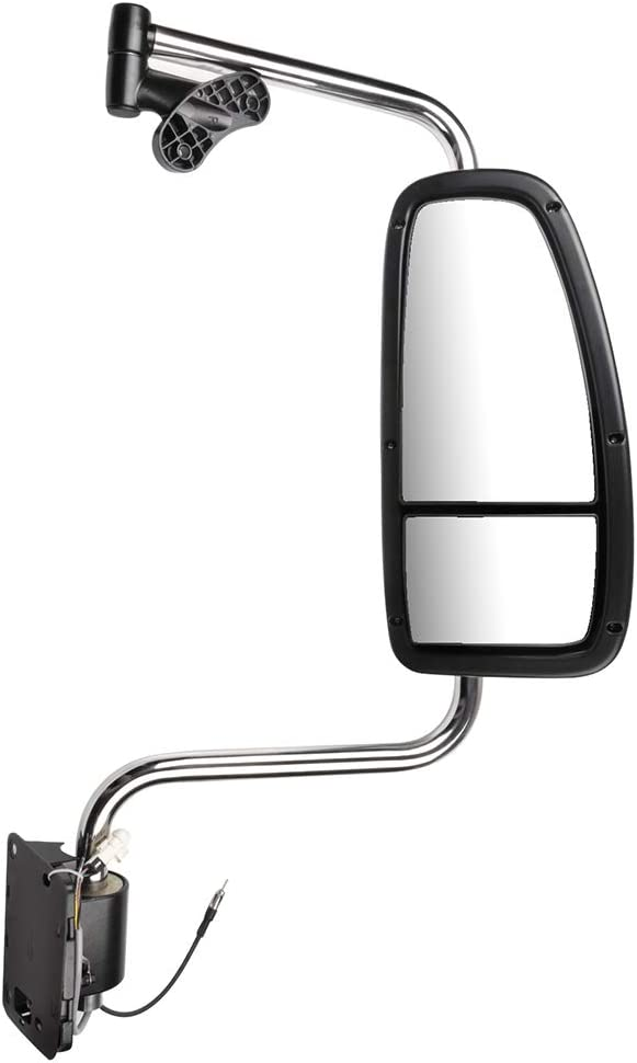 cciyu Car Mirror Indefinitely Hood Chrome Limited time sale Angle Towing Wide Pas