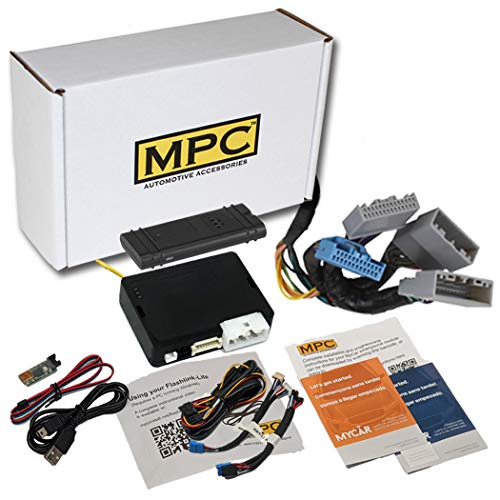 MPC Smartphone or Factory Remote Activated Remote Start Kit for 2013-2017 Honda Accord - Push-to-Start ONLY - Plug-n-Play