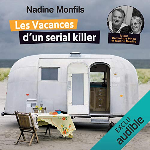 Les Vacances d'un serial killer audiobook cover art