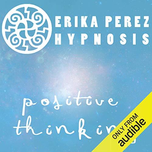 Diseño de la portada del título Pensamiento Positivo Hipnosis