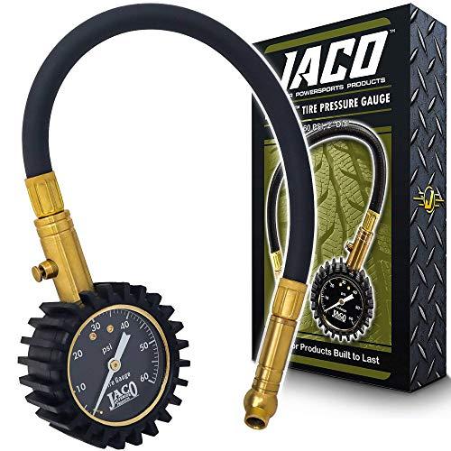 JACO ElitePro Tire Pressure Gauge  60 PSI