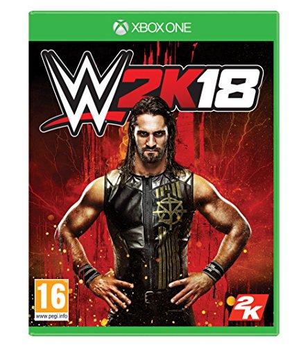 Wwe 2K18 Xbox1- Xbox One