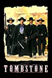 MCPosters Tombstone 1993 GLOSSY FINISH Movie Poster - MCP283 (24' x 36' (61cm x 91.5cm))