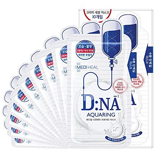 【MEDIHEAL】【1箱/10枚】メディヒール マスク DNA プロアチン 25ml x 10枚 メディヒール シートマスク フ...
