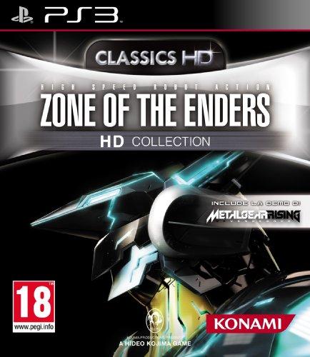 Zone Of The Enders + Anubis - HD Collection [Importación italiana]