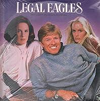 LEGAL EAGLES (ORIGINAL SOUNDTRACK LP, 1986)