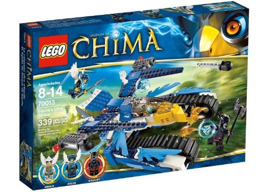 LEGO Legends of Chima 70013 - Equilas Ultra Striker
