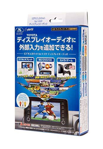 データシステム(Datasystem) ビデオ入力ハーネスキット(TV-KIT機能あり) VIK-T73