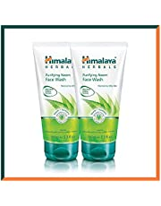 HIMALAYA HERBALS Purifying Neem Face Wash Gel 150g   Natural Moisturising Facial Cleanser   Deeply Cleans Pores and Acne   Oil Control Herbal Facial Wash (Pack of 2)