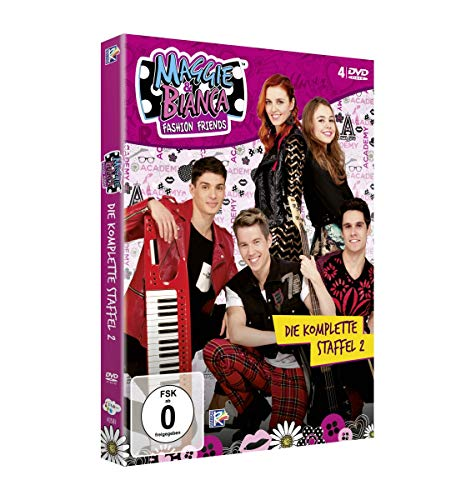 Maggie & Bianca Fashion Friends - Die komplette 2. Staffel [4 DVDs]