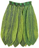 Beistle, Green, Ti Leaf Hula Skirt, 23.5', 31' to 32' x 23.5'