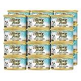 Purina Fancy Feast Gravy Wet Cat Food, Grilled Tuna Feast - 3 oz (Pack of 24)