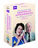 Keeping Up Appearances (Complete Collection - Series 1-5) - 8-DVD Box Set ( Keeping Up Appearances - Series One - Five (40 Episodes) ) [ NON-USA FORMAT, PAL, Reg.2 Import - United Kingdom ] by Patricia Routledge