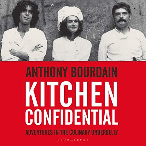 Couverture de Kitchen Confidential