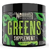 Warrior Greens Orange Supplement 30x5g servings by Warrior