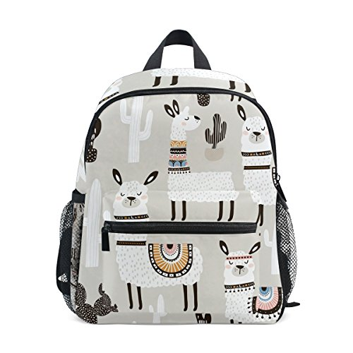 Cute Llama Backpack