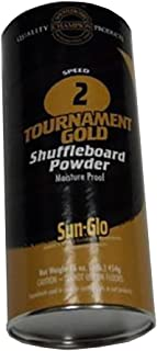 Sun-Glo #2 Shuffleboard Powder Wax (16 oz.) (Pack of -)