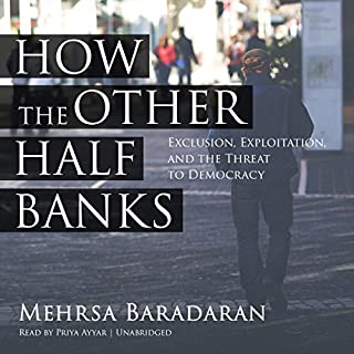 How the Other Half Banks audiobook cover art