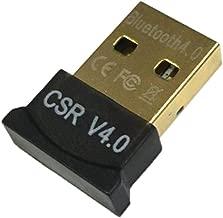 Mini USB Adaptador Bluetooth CSR Modo Dual Wireless