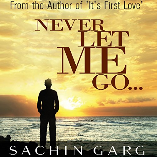 Never Let Me Go... audiobook cover art