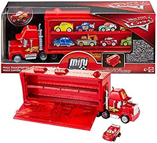 Disney/Pixar Cars Mini Racers Mack Transporter