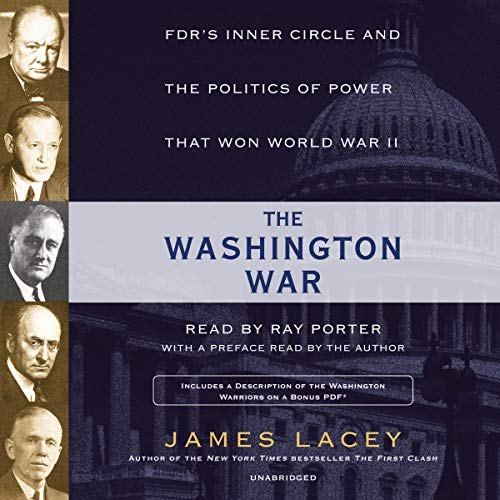 Couverture de The Washington War