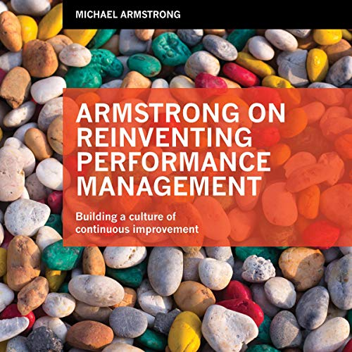 Couverture de Armstrong on Reinventing Performance Management