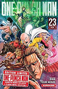 One-Punch Man Edition collector Tome 23