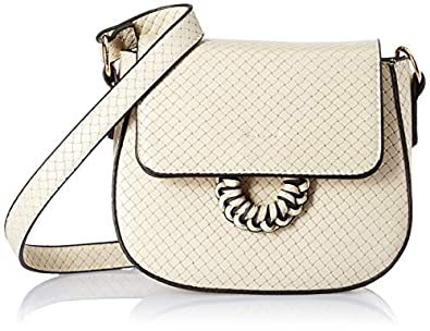 Van Heusen Women's Sling Bag (Off White)