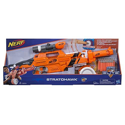 small NERFN-Strike Elite Stratocaster
