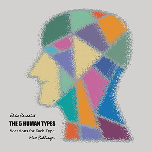The 5 Human Types, Volume 7 audiobook cover art