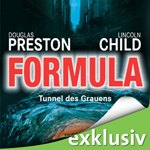 Formula: Tunnel des Grauens audiobook cover art