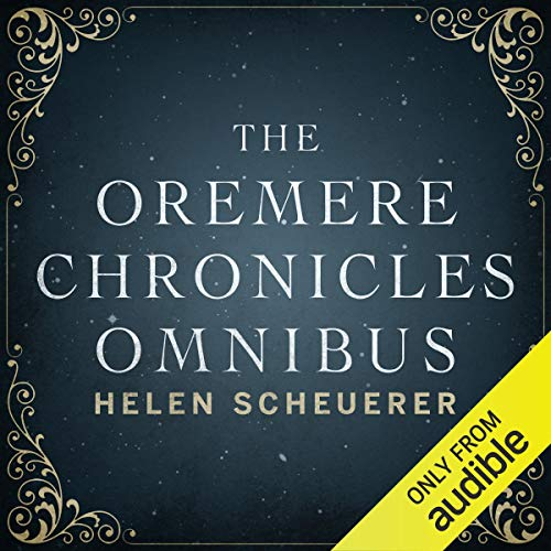 The Oremere Chronicles Omnibus cover art