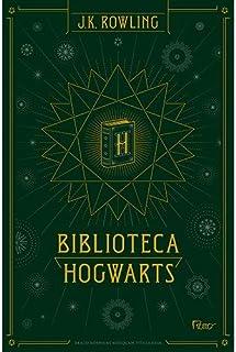 Capa do livro Box Biblioteca Hogwarts