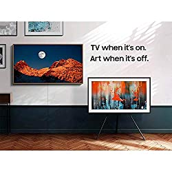 "Samsung 43"" Class The Frame QLED Smart 4K UHD TV (2019) - Works with Alexa"