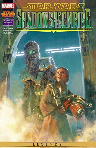 Star Wars: Shadows of the Empire (1996) #4 (of 6) (English Edition)