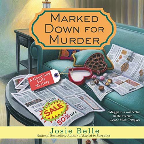 Marked Down for Murder  By  cover art