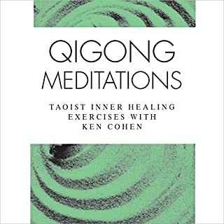Qigong Meditations cover art