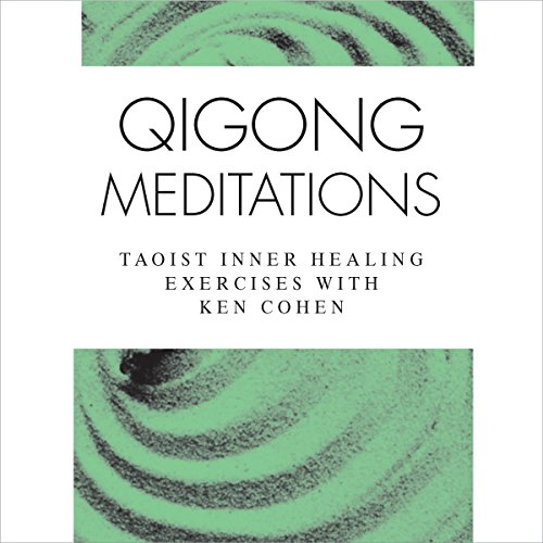 Qigong Meditations audiobook cover art