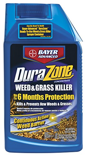 Bayer Advanced Durazone Weed And Grass Killer Glyphosate Concentrate 24 Oz