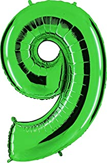 Grabo 039GR-P Number 9 Superloon Single Pack, Length-40 Inch, Colour-Green, One Size