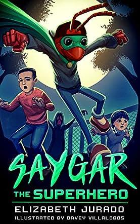 Saygar the Superhero