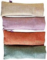 Songrong 4pcs Aire Natural purificantes Bolsas y Calzado Olor removedor Desodorante y Olor Eliminator 100% Naturales no tóxicos de carbón de bambú Bolsas (Color al Azar)