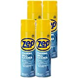 Zep Foaming Wall Cleaner 18 Ounce ZUFWC18 (case of 4) Cleans Walls Without damaging Paint Surfaces