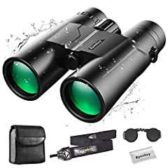 ✔️BRIGHTER & CLEARER VISION - Anti-reflection multi-coated optics maximize light transmission across the entire visible spectrum for accurate color rendition and improved contrast and clarity ✔️COMFORTABLE VIEWING EXPERIENCE - 18.4mm eye relief helps...