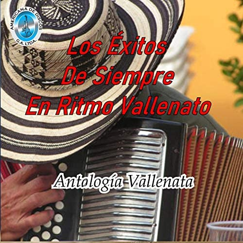 Antología Vallenata