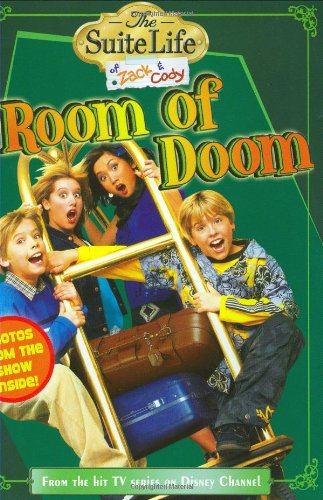 The Suite Life of Zack & Cody: Room of Doom - Chapter Book #3